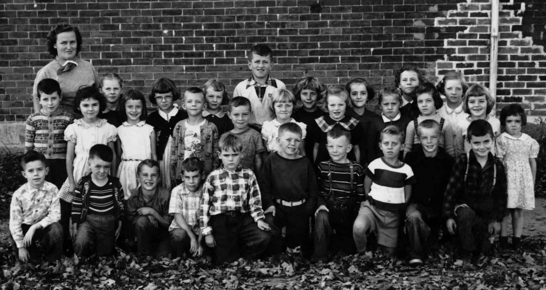 Elgin PS 1953 - Junior Room