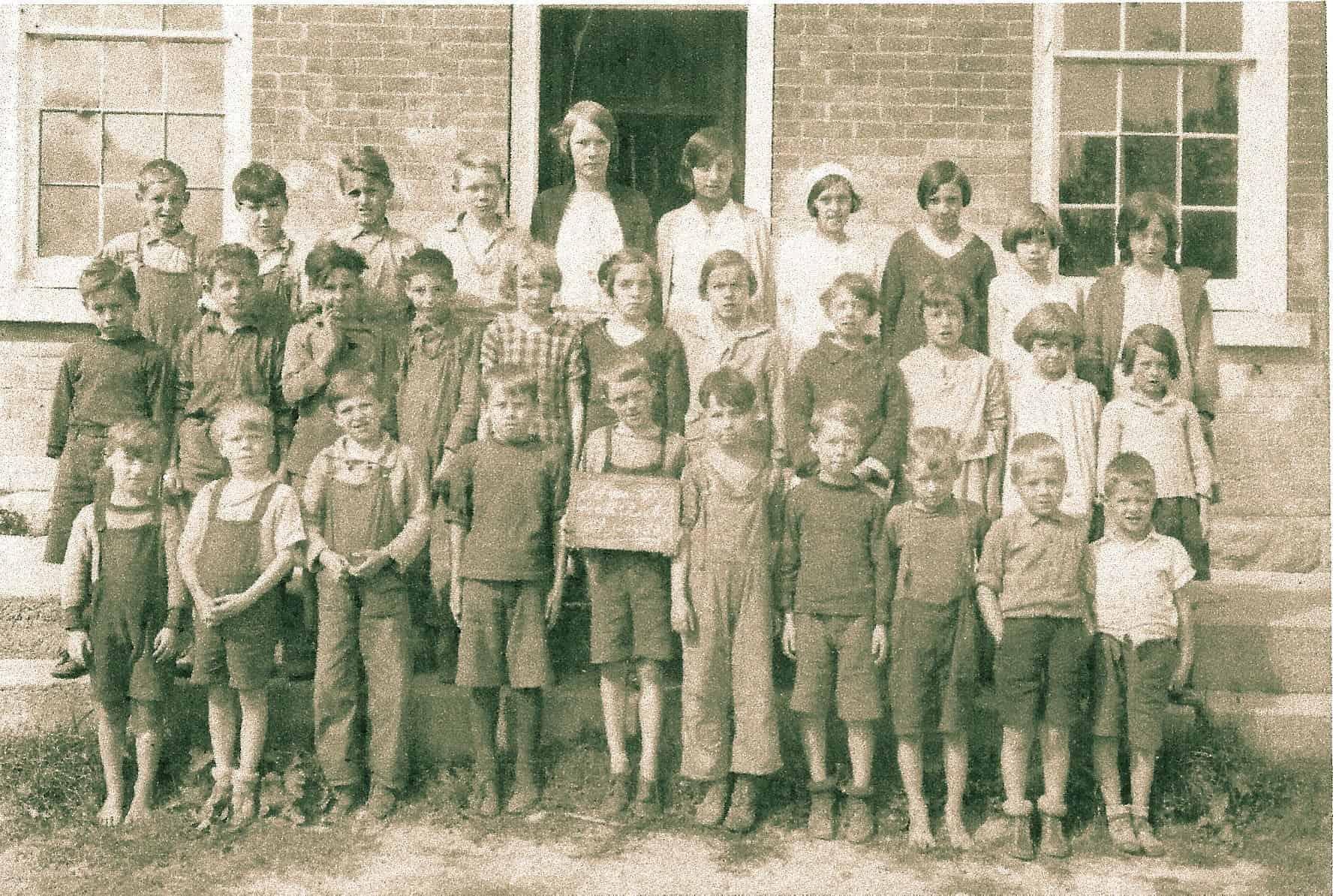 Morton PS 1931, SS # 9, Autumn
